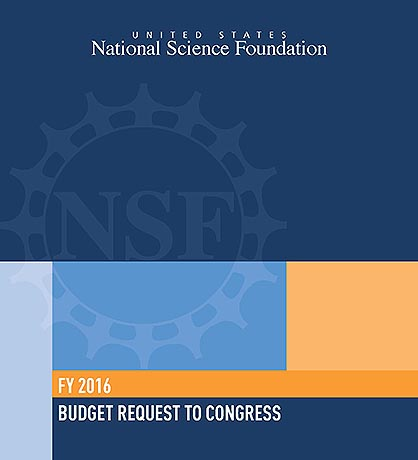 FY 2016 Budget Request to Congress | NSF - National ...