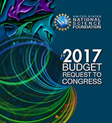 Cover image of NSF FY 2016 Budget Request to Congress