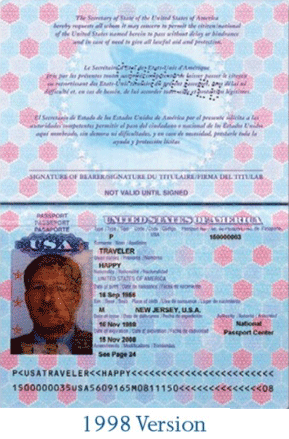 Is Refugee Travel Document Considered A Us Passport