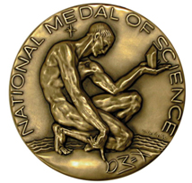 National Medal of Science Medal