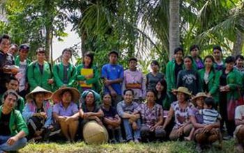 group of Indonesian scientists