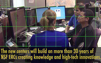 NSF Engineering Research Centers