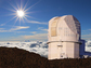 The Daniel K. Inouye Solar Telescope, on the summit of Haleakalā on Maui, Hawaii.