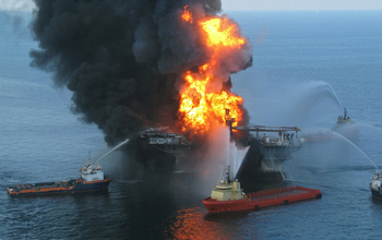 Use of Deepwater Horizon oil spill dispersants may have aided human health.