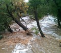 Extreme downpours could increase flooding like that in Boulder, Colorado, in 2013.