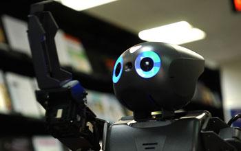 Darwin the robot