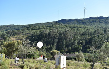 Perdigão scientists study valley meteorology and the