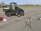 experimental four wheel independently actuated, lightweight electric vehicle