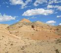 Gobi Desert's Flaming Cliffs.