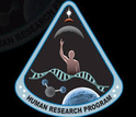 NASA Human Research Program's logo