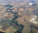 The Intensively Managed Landscapes CZO site in Illinois-Iowa-Minnesota: much land-use change.