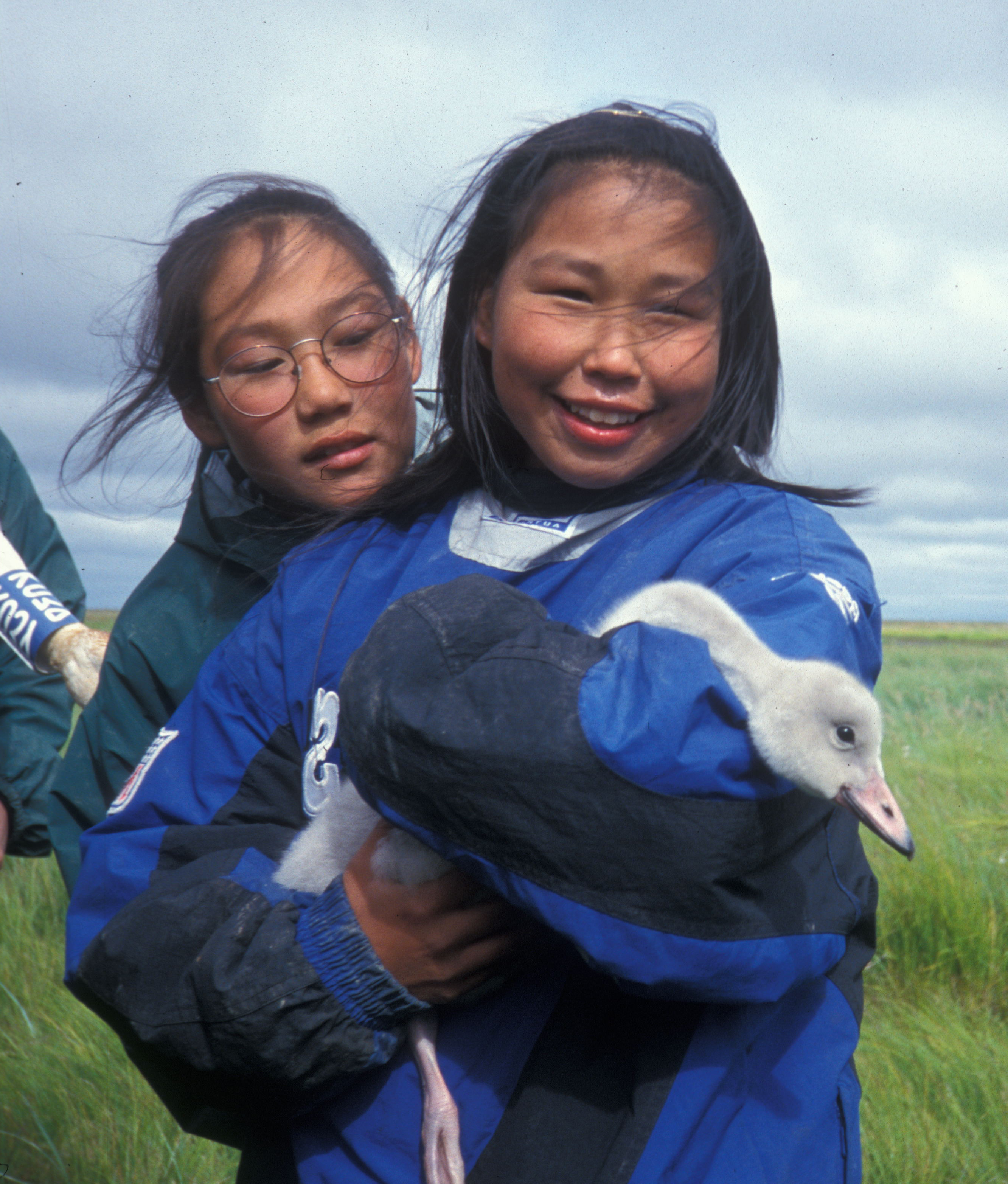 Multimedia Gallery - Arctic Native people will be actively