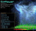 NSF-funded scientists developed a radar simulator that tracks debris in a simulated tornado.