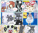 comic strip from the GenNano competition