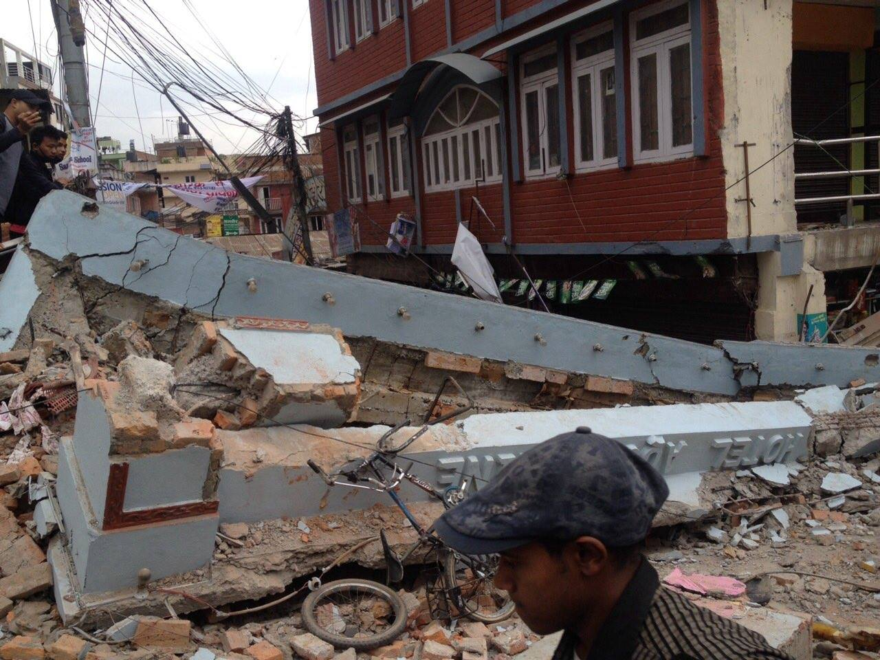 Nsf Awards Grants For Study Of Nepal Earthquake All Images Nsf National Science Foundation