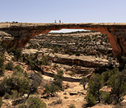 Owachomo Bridge in Utah.