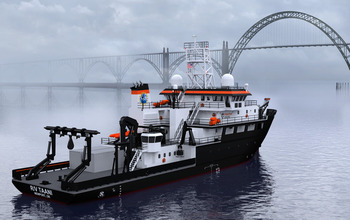 Construction has begun on a new research ship that will advance the scientific understanding of coastal environments.