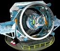 A rendering of the Large Synoptic Survey Telescope, a wide-field survey telescope.
