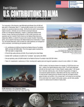 Images of telescopes and text