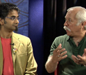 Ajit Subramaniam and Doug Capone discuss impact of Amazon River on carbon and nitrogen cycling.