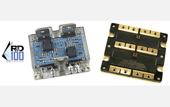 Image of APEI, Inc.'s SiC power module technology