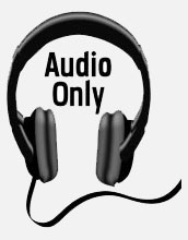 Audio only
