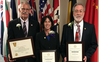 2016 Division of Polar Programs NSF Director's Awards Awardees