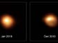 observations of the star Betelgeuse