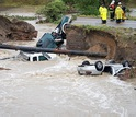The Boulder, Colorado, flooding of 2013 resulted in risks to life and property.