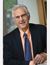 Photo of Bruce Alberts, 2010 Vannevar Bush Award recipient.