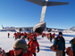 U.S. Antarctic Program participants arrive in Antarctica.