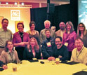 Photo of the CalWomenTech Scale Up Project national advisory committee.