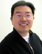 Headshot of Honggang Cui, Johns Hopkins University.