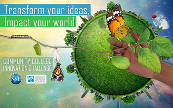 Community College Innovation Challenge promotional image