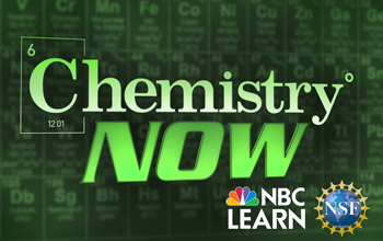 Chemistry Now with NBC Learn and NSF logos.