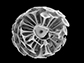 tiny algae called coccolithophores, this is Discosphaera tubifera