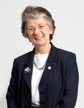 Rita Rossi Colwell, recipient of the Vannevar Bush Award and former NSF director.
