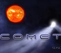a planet and the word comet