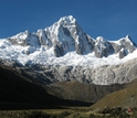 Peru's Cordillera Blanca.