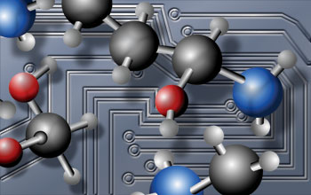 Chemistry meets computer, data and networking technologies in cyber-enabled chemistry awards.
