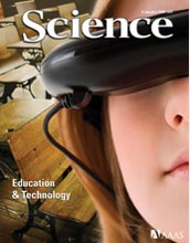 Cover of the January 2, 2009 issue of Science.