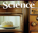 Cover of October 17 issue of Science magazine.