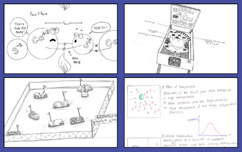 science drawings pencil concepts explaining nsf scientific through clarify creating students act sciencedaily foundation underlying helps
