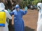health workers in biohazard gear