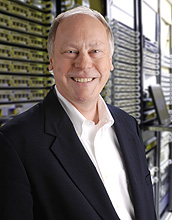 Chip Elliot, of BBN Technologies, will be project director for the new GENI Project Office.