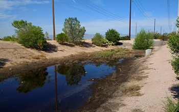 Urban development reduces flash flooding chances in the arid West - National Science Foundation