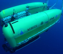 the deep-submergence vehicle Nereus