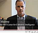 View a video of Thomas Malone explaining group intelligence.