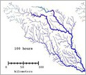 graphic representations of river modeling