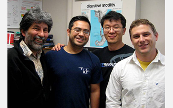 Photo of members of the Gut Group.